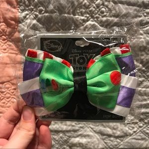 Buzz Lightyear Hair Bow Unopened